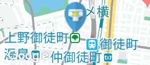 ガスト上野広小路店(B1)のオムツ替え台情報