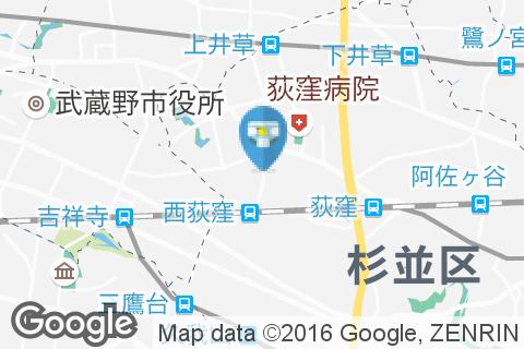デニーズ西荻北店(2F)のオムツ替え台情報