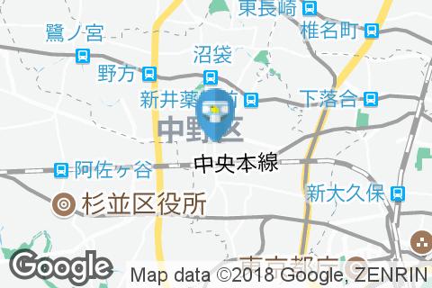 ドン・キホーテ 中野駅前店(6F)のオムツ替え台情報
