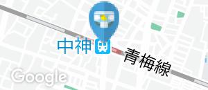 中神駅(改札内)のオムツ替え台情報