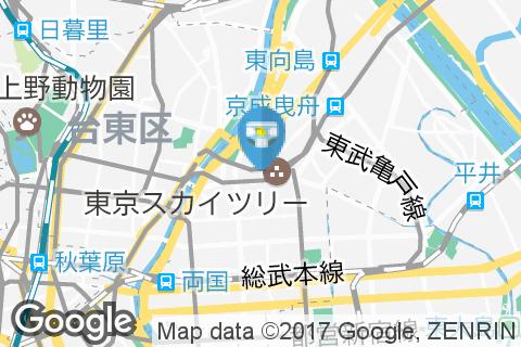 東武橋 公衆トイレのオムツ替え台情報