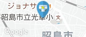 コメダ珈琲 昭島店(多目的トイレ内)のオムツ替え台情報