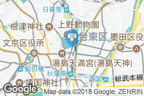 みはし 上野本店(3F)のオムツ替え台情報