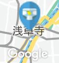 デニーズ 浅草雷門店のオムツ替え台情報