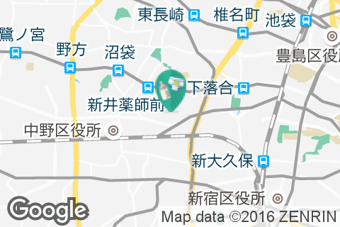 中野区役所 児童館昭和(2F)の授乳室・オムツ替え台情報