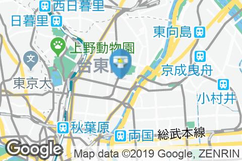 ロイヤルホスト 浅草店(1F)のオムツ替え台情報