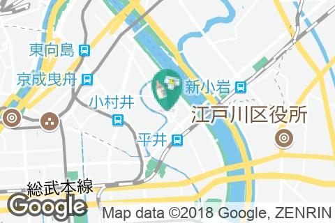 江戸川区 中平井コミュニティ会館(1F)の授乳室・オムツ替え台情報