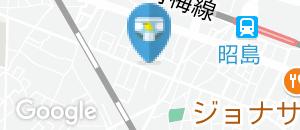 ガスト 昭島店のオムツ替え台情報