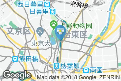 アトレ上野(2F女子トイレ内)のオムツ替え台情報