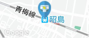 昭島駅(改札内)のオムツ替え台情報