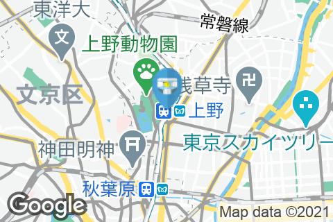 エキュート上野 [改札外](2F)のオムツ替え台情報