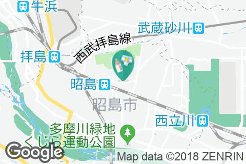 昭島市児童センター ぱれっと(1F)の授乳室・オムツ替え台情報