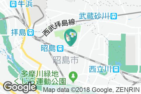 昭島市児童センター ぱれっとの授乳室・オムツ替え台情報
