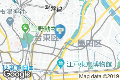 浅草奥山おまいりまち 公衆トイレ(1F 多目的トイレ)のオムツ替え台情報