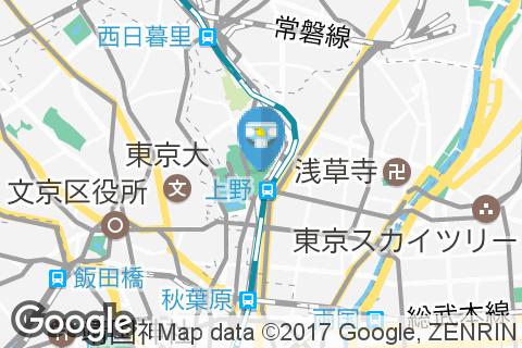 東京文化会館(1F)のオムツ替え台情報