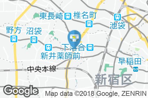 東京都交通局 中井駅(改札内)のオムツ替え台情報