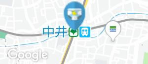 西武鉄道 中井駅(改札内)のオムツ替え台情報