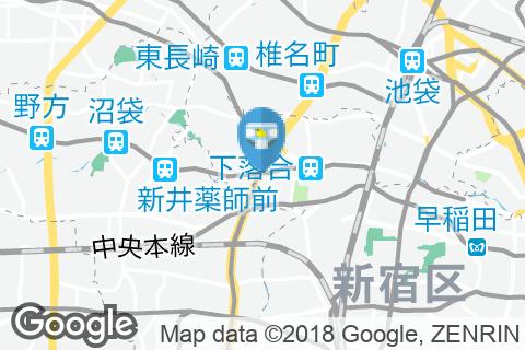 西武新宿線 中井駅(1F)のオムツ替え台情報