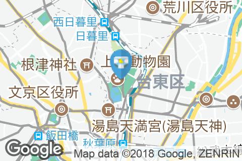 上野動物園 表門横 トイレのオムツ替え台情報