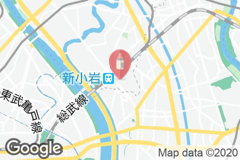 葛飾区役所 新小岩区民サービスコーナー(4F)の授乳室情報