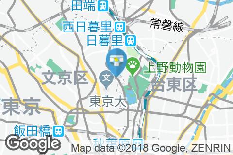 根津駅(改札内)のオムツ替え台情報
