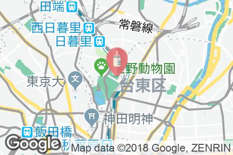 東京国立博物館東洋館(1F)の授乳室情報