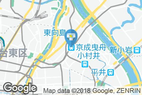 京成曳舟駅(改札内)のオムツ替え台情報