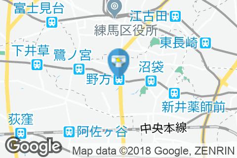 野方駅(改札内)のオムツ替え台情報