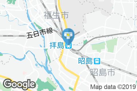 拝島駅(2F)のオムツ替え台情報