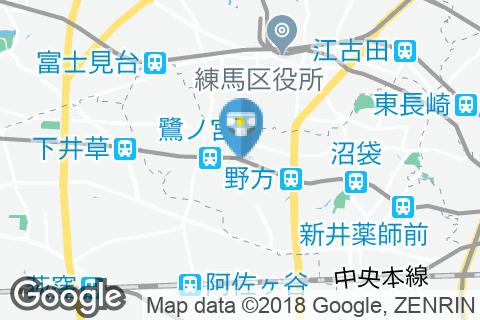 都立家政駅(改札内)のオムツ替え台情報