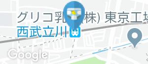 西武立川駅(改札内)のオムツ替え台情報