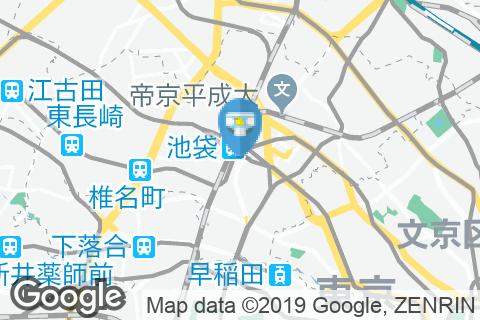 コメダ珈琲店 池袋西武前店(2F)のオムツ替え台情報