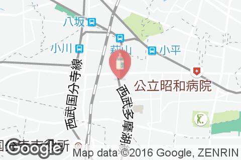 小平市役所(2F)の授乳室情報