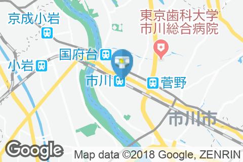 ガスト 市川駅北口店(2F)のオムツ替え台情報