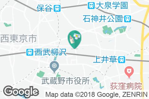 関町北地区区民館の授乳室・オムツ替え台情報