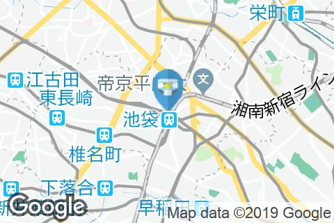 池袋東武(15Fレストランフロア)のオムツ替え台情報
