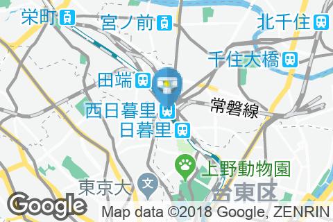 東京地下鉄(東京メトロ) 西日暮里駅(改札内)のオムツ替え台情報