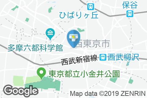 バーミヤン 西東京田無店のオムツ替え台情報