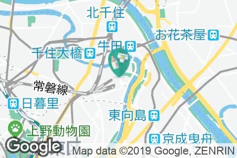 汐入ふれあい館(2F)の授乳室・オムツ替え台情報