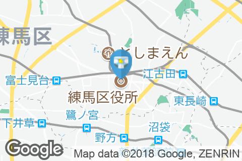 練馬区役所本庁舎(1F)のオムツ替え台情報