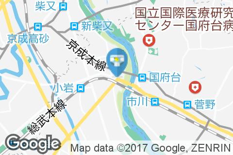 焼肉 安楽亭 北小岩店(2F)のオムツ替え台情報