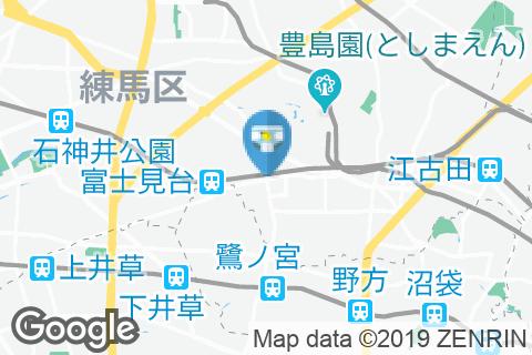 ガスト 中村橋店(2F)のオムツ替え台情報
