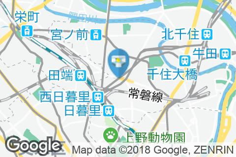 新三河島駅(改札内)のオムツ替え台情報