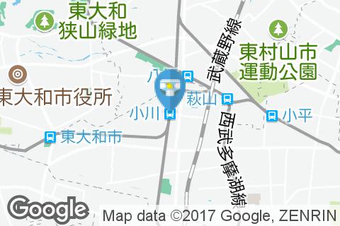 小川駅(1F みんなのトイレ)のオムツ替え台情報