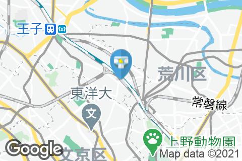 田端駅前(公衆トイレ)のオムツ替え台情報