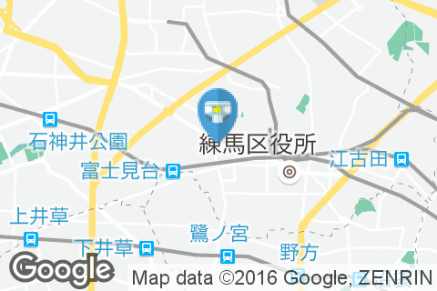 かっぱ寿司練馬貫井店(多目的トイレ内)のオムツ替え台情報