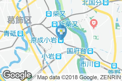 京成小岩駅(改札内)のオムツ替え台情報