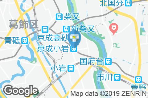 京成小岩駅(改札内)(2F)のオムツ替え台情報