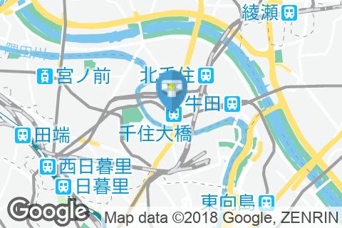 千住大橋駅(改札内)のオムツ替え台情報
