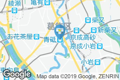 青砥駅(改札内)のオムツ替え台情報